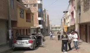 Trujillo: sicario desata balacera en una fiesta y deja 12 heridos