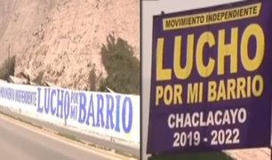 Alcalde de Chosica buscaría postular en Chaclacayo