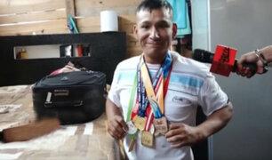 Vivir sin límites: la nueva vida de un deportista sin piernas