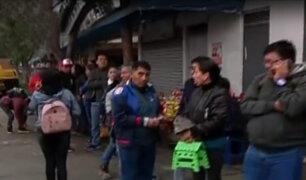 Perú vs. Escocia: continúan las colas para transferir entradas