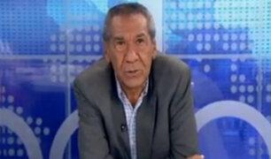 """Julio Meléndez: """"Alberto Rodríguez debería ser el capitán de la selección"""""""