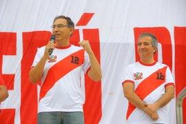 Presidente Vizcarra: Selección nos demuestra que no hay objetivo imposible