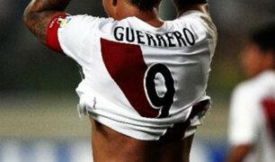 Perú vs. Escocia: ¿Quién llevará la 9 de Paolo Guerrero?