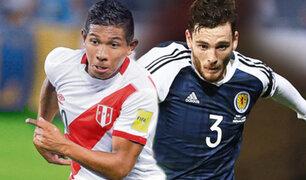 Crece la expectativa con la previa del encuentro Perú vs. Escocia