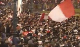 Perú vs. Escocia: así animan a la bicolor los hinchas en diferentes puntos de Lima