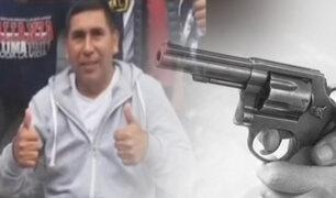 San Martín de Porres: hombre queda en estado de coma tras recibir disparo en la cabeza
