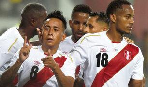 La selección peruana se alista para su viaje a Europa