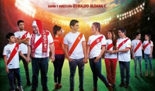 Película peruana narra clasificación de la 'bicolor' al Mundial