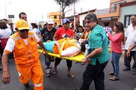 """Simulacro de sismo: Indeci reportó 50 mil fallecidos durante """"terremoto"""" de 8,5"""