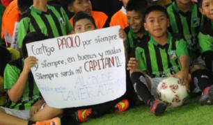 SJM: inauguran complejo deportivo con nombre de Paolo Guerrero
