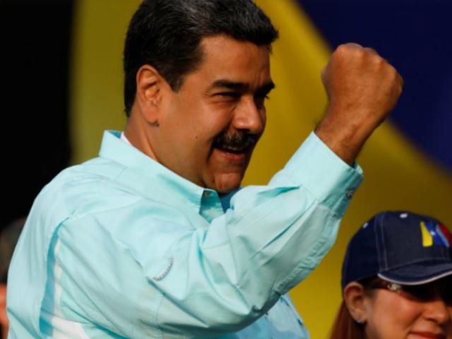 """Maduro sobre victoria de la selección francesa: """"Ganó África"""""""