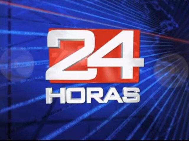 Noticiero 24 Horas Edición Central cumplió 48 años al aire