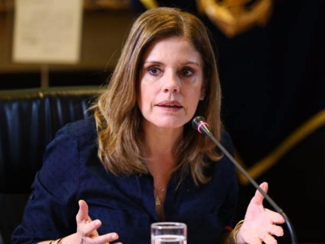 Mercedes Aráoz anuncia que presentará propuesta alternativa a 'Ley Mulder'