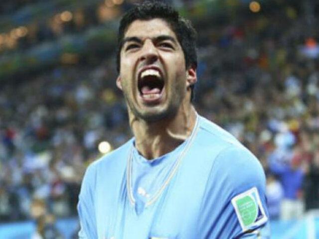 El 'Pistolero' de las Eliminatorias: Suárez es el máximo goleador de la competencia
