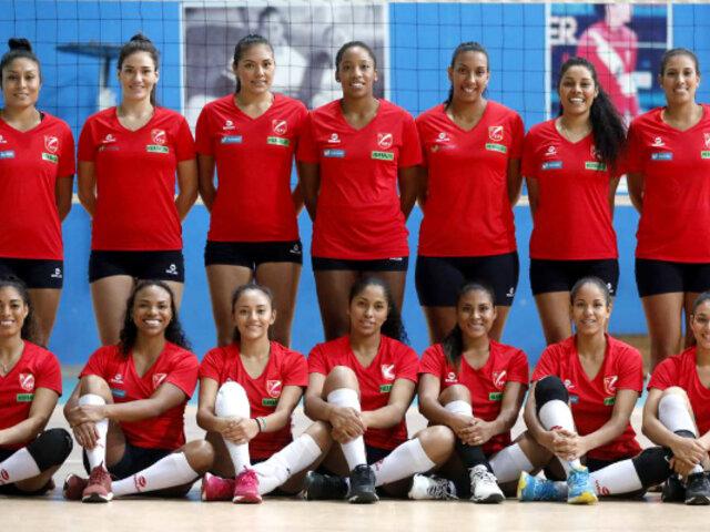 Perú se coronó campeón del clasificatorio y está más cerca al Challenger Cup