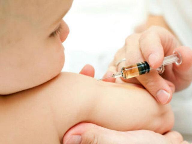 La pandemia del coronavirus impidió la vacunación de miles de niños