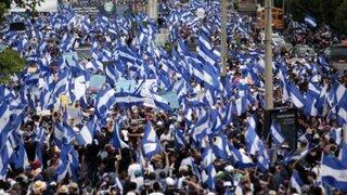 Gobierno peruano condena violencia en Nicaragua y hace un llamado a la paz