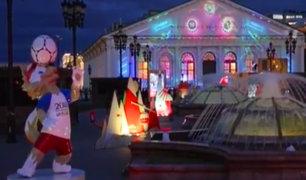 En Rusia ya se vive la fiesta de la Copa del Mundo