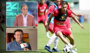 Perú vs. Arabia Saudita: análisis de la Bicolor con la incorporación de Paolo Guerrero