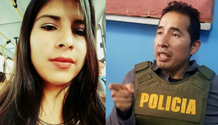 Eyvi Ágreda: Fiscalía pide 33 años de prisión para Carlos Hualpa por feminicidio