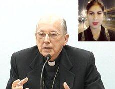 Cardenal Cipriani: Es una tragedia sumamente dolorosa la muerte de Eyvi Ágreda