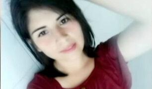 """Justicia para Eyvi: """"No hay sanciones penales para el acoso sexual"""""""