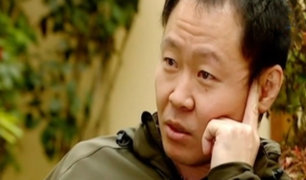 Kenji Fujimori publica video a pocas horas de su probable desafuero