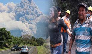 Volcanes en diferentes partes del mundo aterran a la población
