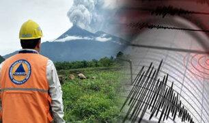 Guatemala: se registra sismo de 5,2 en medio de terrible erupción volcánica