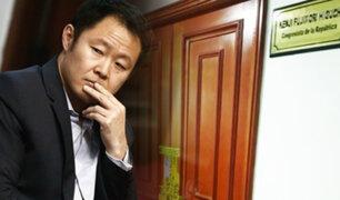 Kenji Fujimori publicó video ironizando deslacrado de su despacho