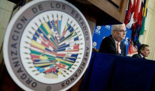 Consejo Permanente de la OEA se reunirá mañana para evaluar situación de Bolivia