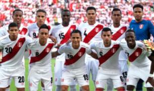 Selección peruana realizó su segundo entrenamiento en Rusia