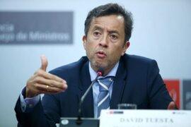 Ministro de Economía renunció a su cargo tras dos meses de gestión