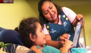 Conozca el proyecto de educación delivery para niños enfermos de Iquitos