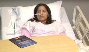Miraflores: se complica salud de joven acuchillada por acosador