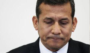 Ollanta Humala deberá presentarse ante la Comisión Lava Jato