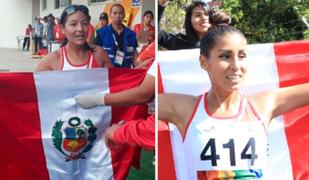 Inés Melchor y Kimberly García ganaron medalla de oro en Juegos Suramericanos 2018