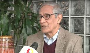 """González Izquierdo sobre el ISC: """"Sería un gravísimo error si el gobierno da marcha atrás"""""""