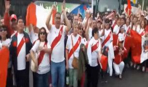 Suiza peruana: esta es la fiesta que prometen replicar los hinchas en el Perú vs. Suecia