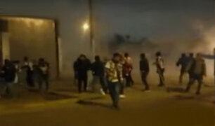 La Victoria: hinchas desatan balacera tras partido de Alianza Lima
