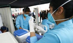 Minsa ofrecerá hoy vacunas contra la influenza a pasajeros del Metro de Lima
