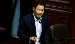 """Abogado de Kenji Fujimori: """"Él responderá por lo que ha hecho y dicho"""""""