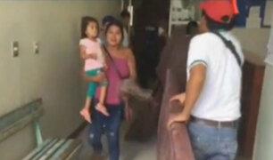 Huallaga: acusan a Qaliwarma de haber provocado intoxicación de 40 niños