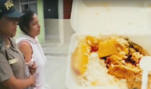 Piura: mujer denuncia a pareja de intento de feminicidio al darle de comer vidrio