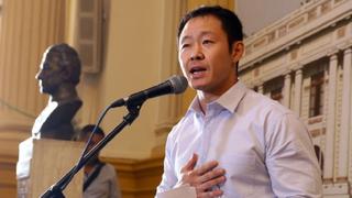 Congresista Kenji Fujimori presentará acción de amparo contra suspensión temporal