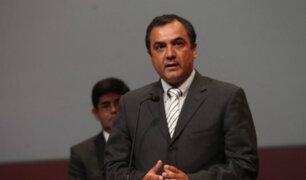 Carlos Oliva es nombrado nuevo ministro de Economía y Finanzas