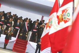 Presidente Vizcarra encabezó ceremonia por el 138 aniversario de la Batalla de Arica