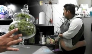 Depandro Callao interviene a comercializador de droga con cuatro kilos de marihuana