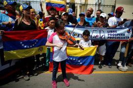 Se elevó a 330 mil número de ciudadanos venezolanos en el Perú