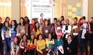 Forjando emprendedores: historias desde las alturas de Puno